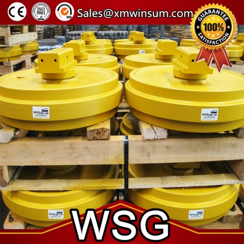 Bulldozer Undercarriage D65 Front Idler 144-30-00038 | WSG Machinery