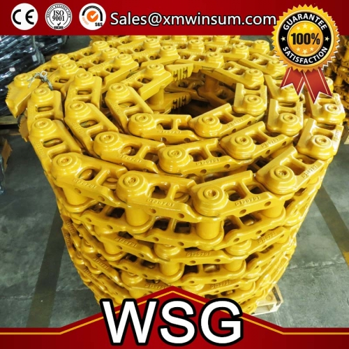 High quality Komatsu D85A-21 Bulldozer Track Chains | WSG Machinery