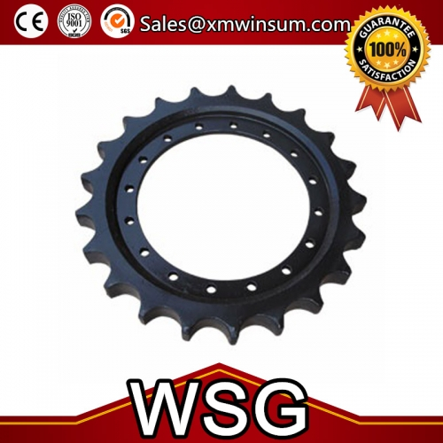 CAT E315BL Excavator Undercarriage Spare Parts Drive Sprocket Wheel