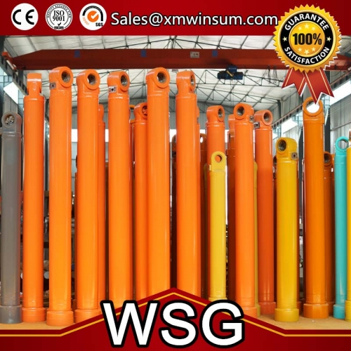 Excavator Long Stroke Hydraulic Cylinder Manufacturer Price