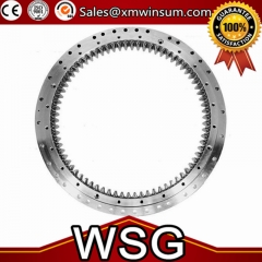 OEM Excavator XCMG 210-8 220-8 Slewing Swing Bearing Ring